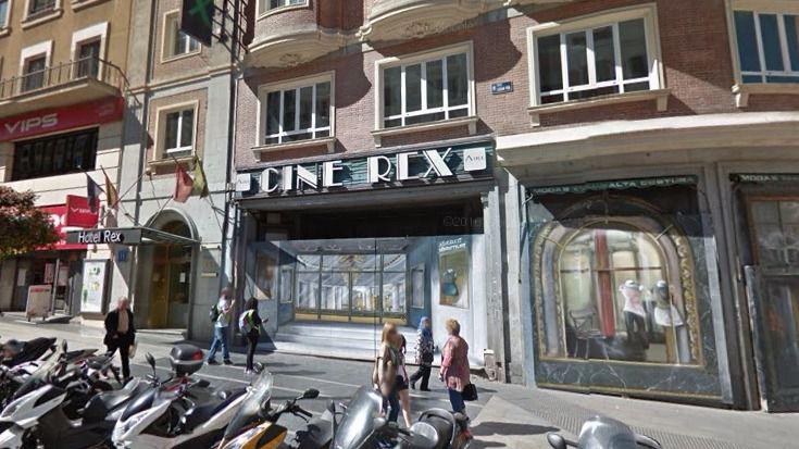 Ayuntamiento Madrid obras uso comercial cine Rex noticias retail