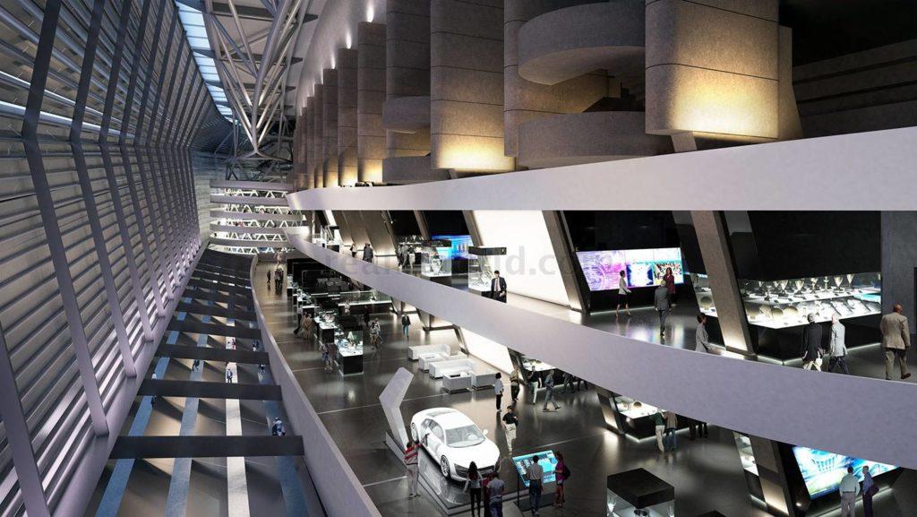 Bernabéu centro comercial noticias retail