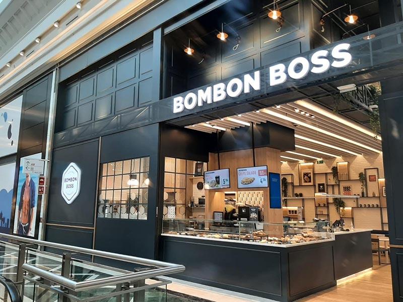 Campos Inmuebles Bombón Boss cafeterías construcción Madrid Valencia noticias retail