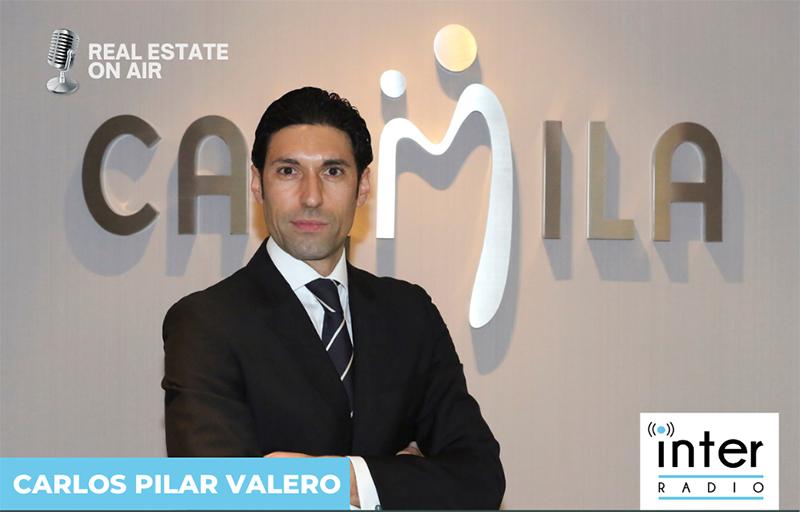 Carlos Pilar Carmila Real Estate On Air noticias retail