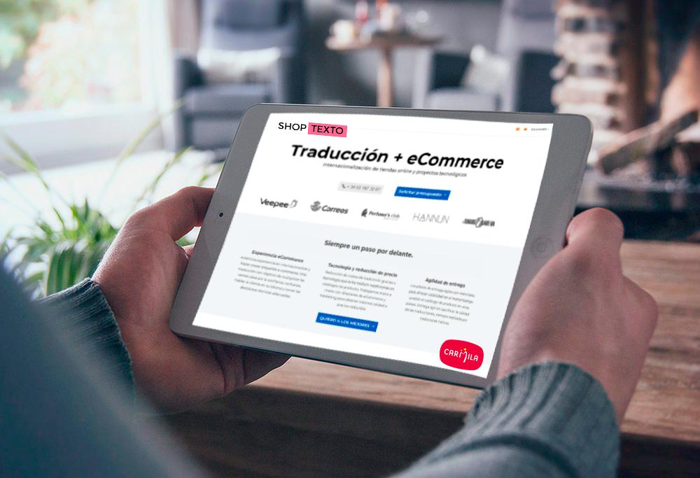 Carmila comerciantes traducción web Shoptexto noticias retail