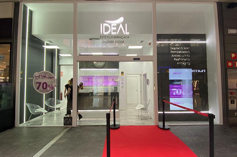 Centros Ideal Splau apertura belleza noticias retail