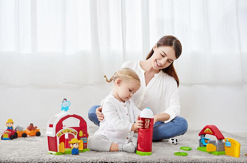 Colorbaby distribución exclusiva juguetes preescolares Winfun España Portugal noticias retail