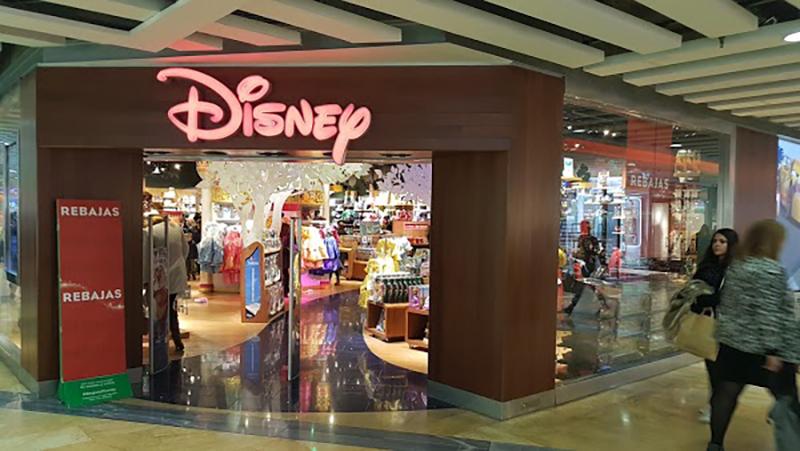 Disney cerrará tiendas España noticias retail