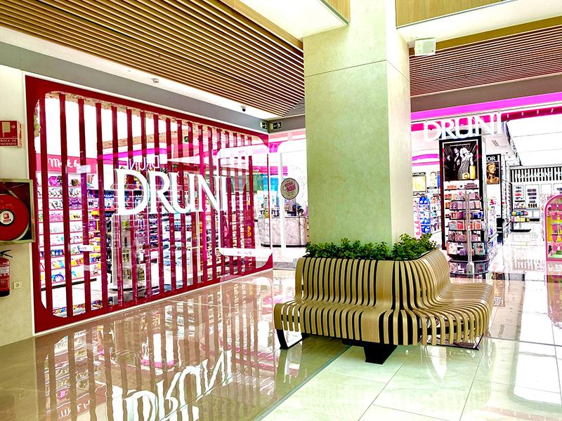 Druni Marina Banús notitcias retail