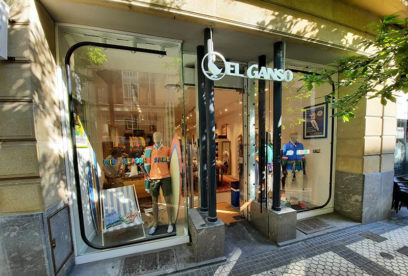 El Ganso prime San Sebastián noticias retail