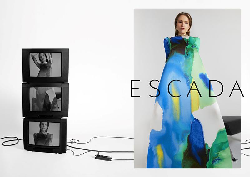 Escada Pislow fashion renting noticias retail