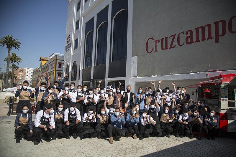 Factoría Cruzcampo Sevilla noticias retail