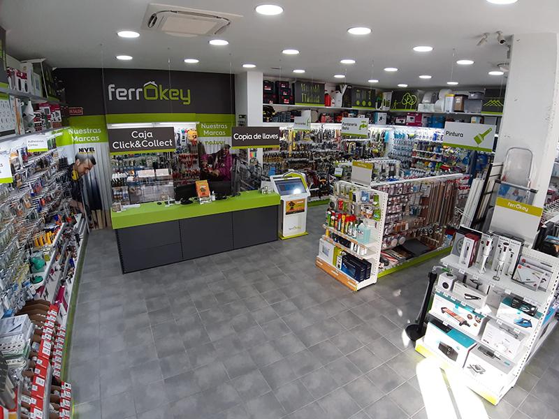 Ferrokey ferretería El Cañaveral Proyecto Trébol noticias retail