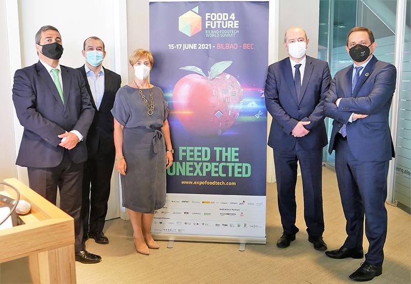 Food 4 Future Expo FoodTech 2021 presentación restauración noticias retail