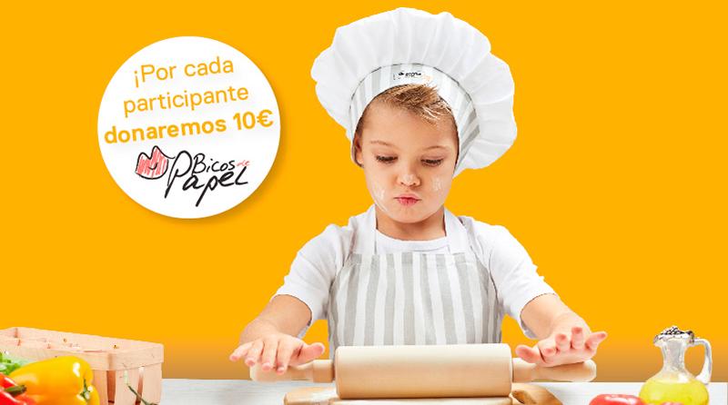 Gran Vía Vigo concurso cocina online solidario noticias retail