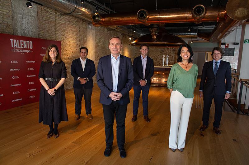 Guillaume Duverdier Patronato Fundacion Cruzcampo nombramiento noticias retail