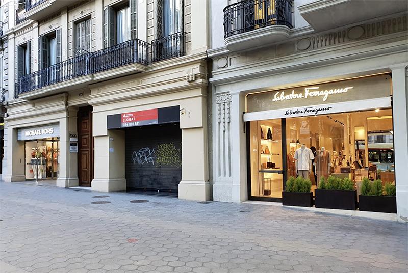 Iro tienda Barcelona local Paseo de Gracia noticias retail