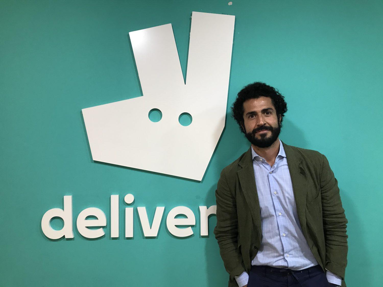 Israel Sancho director comercial Deliveroo España noticias retail