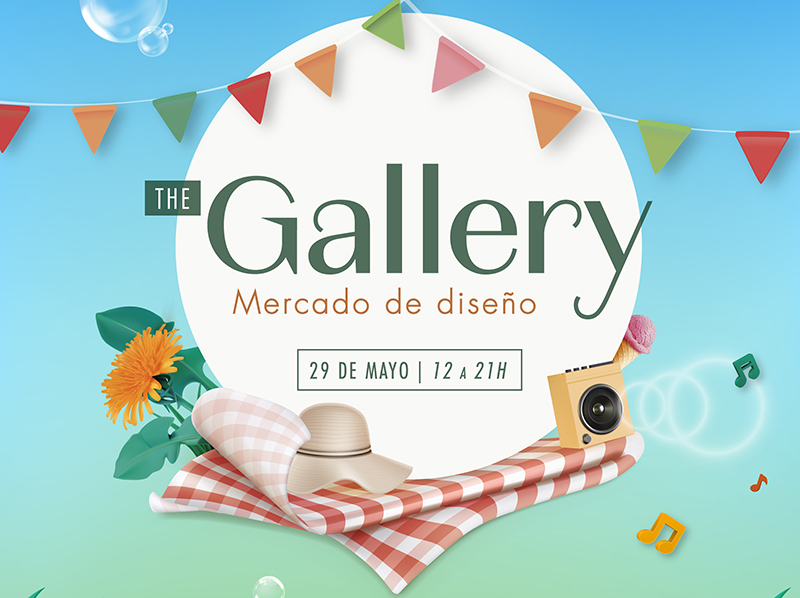 La Noria Outlet Shopping inaugura The Gallery Mercado de diseño noticias retail