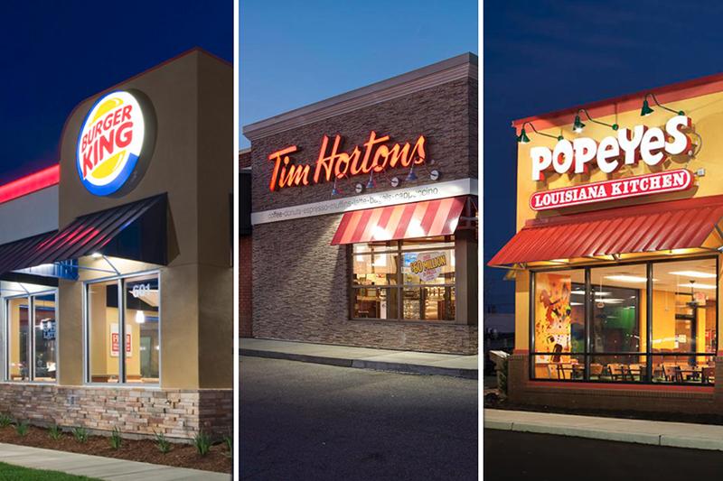 Restaurant Brands International, el propietario de las cadenas de restaurantes Burger King, Popeyes y Tim Hortons, tiene planes de expansión internacional para las tres marcas