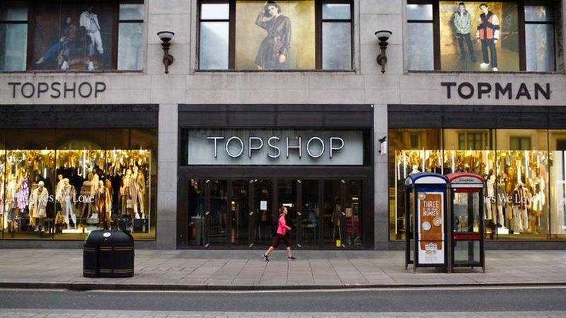 La tienda Topshop Oxford Street venta noticias retail