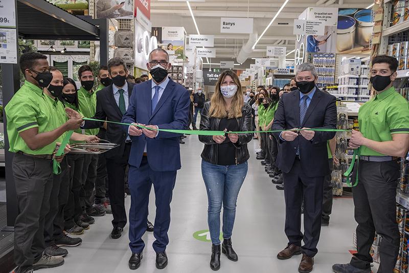 Leroy Merlin Sant Feliu de Llobregat noticias retail