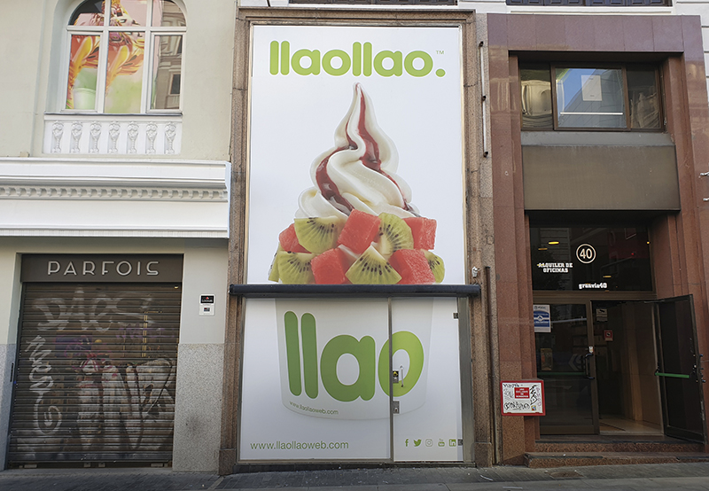 Llaollao abrirá flagship Gran Vía Madrid noticias retail