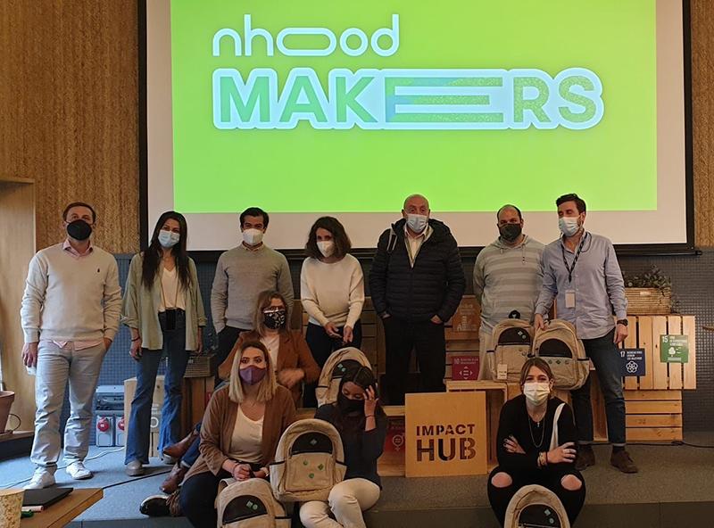 Nhood NhoodMakers Impact Hub Madrid certificado BCorp noticias retail