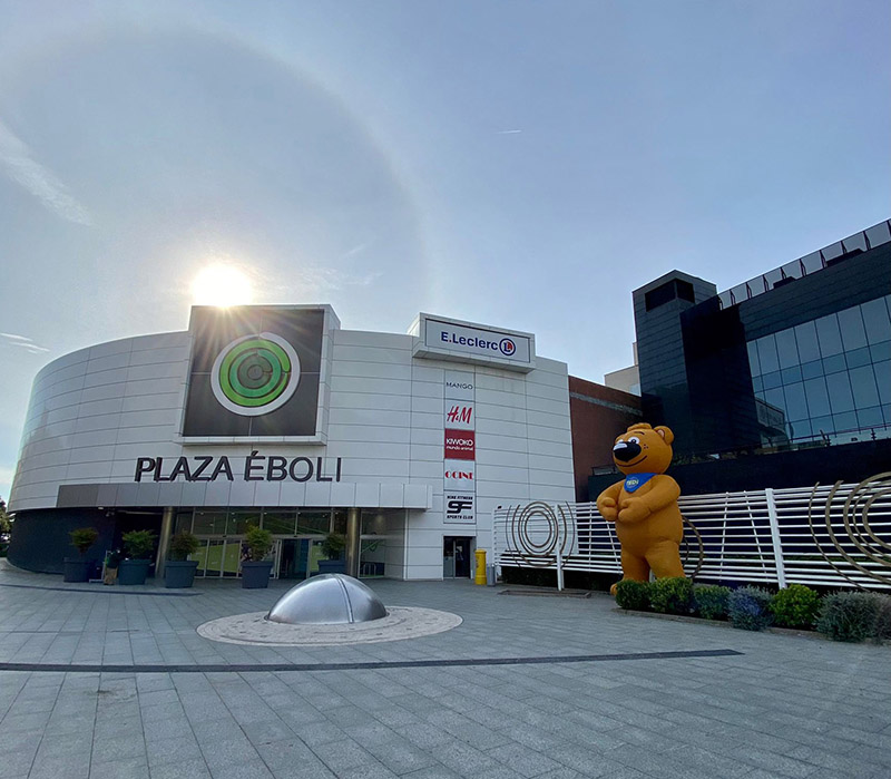 Plaza Éboli Tedi apertura noticias retail