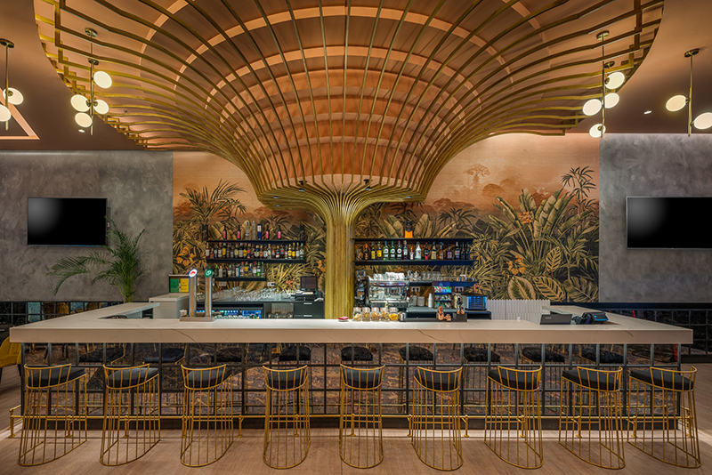 Sergio Macias Kasino Mogan Mall diseño noticias retail
