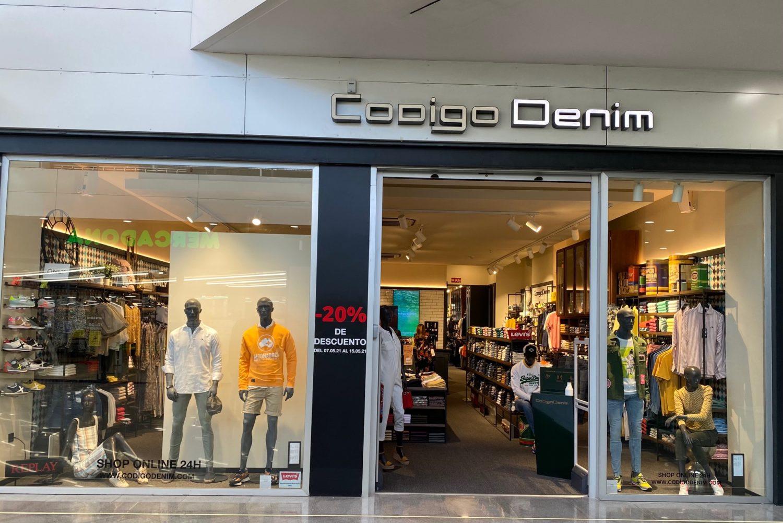 Serrallo Plaza apertura Código Denim noticias retail