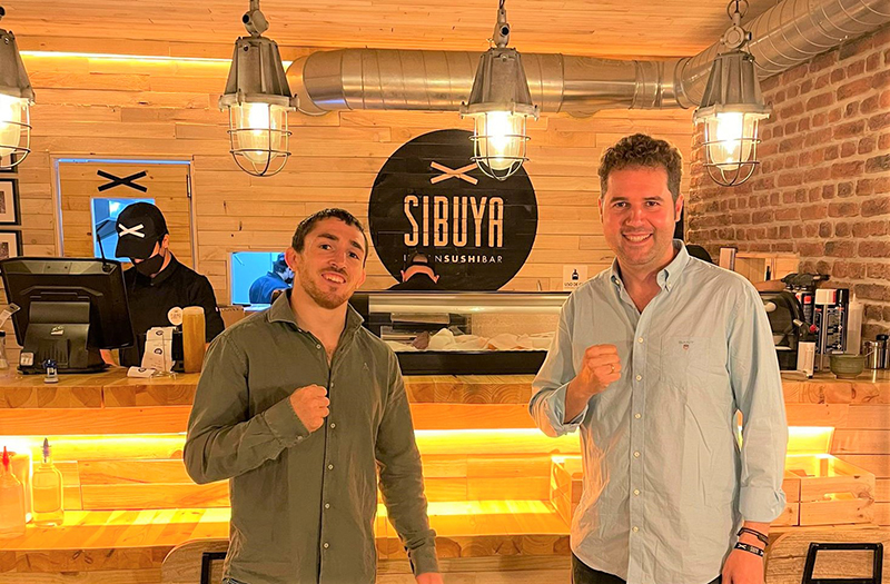 Sibuya patrocinará judoka Alberto Gaitero JJ.OO. Tokio noticias retail