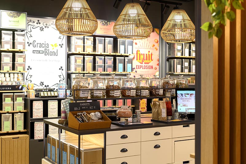Tea Shop Glòries Tea Bar apertura Barcelona noticias retail