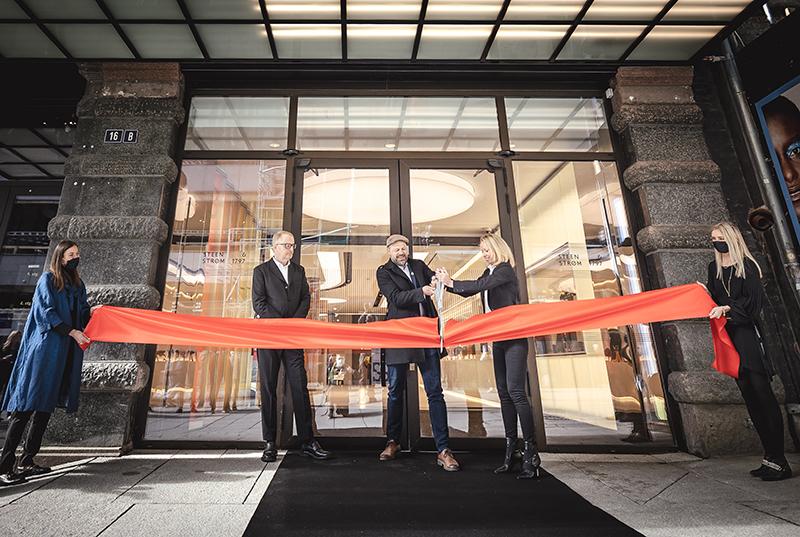 grandes almacenes noruegos Steen Strom renovación noticias retail