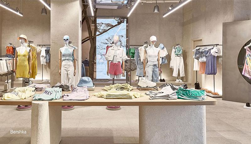 tienda Bershka París noticias retail
