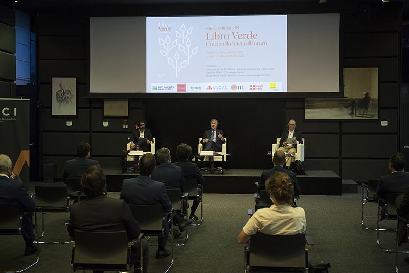 ACI presentación Libro Verde sostenibilidad noticias retail