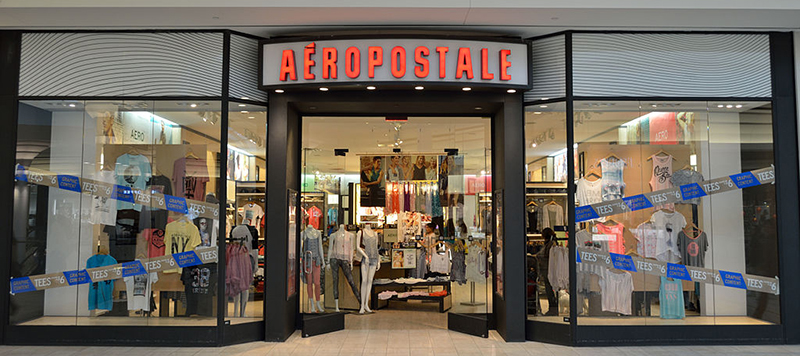 Aéropostale desmiente firma Oasiz Madrid noticias retail