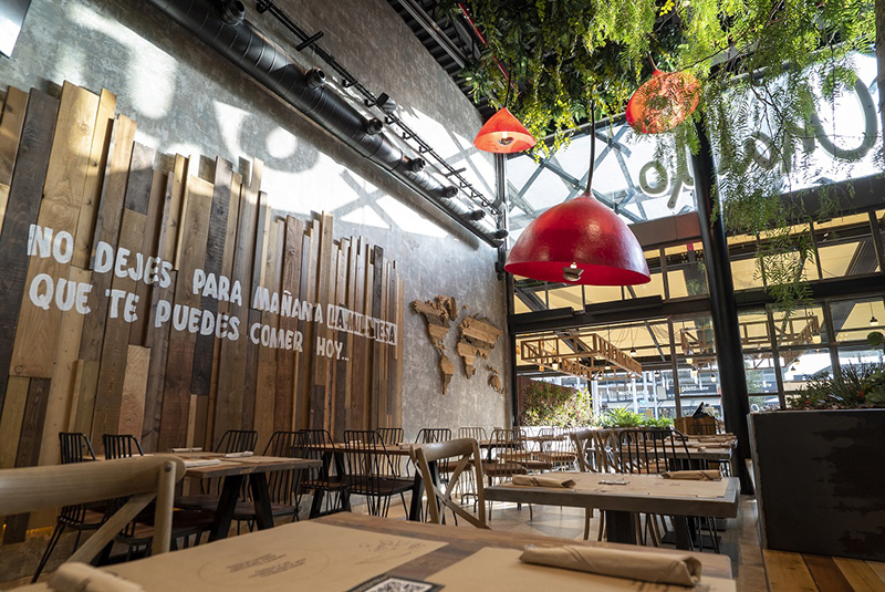 Chalito Luis Suárez restaurante La Maquinista apertura noticias retail