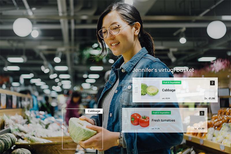 Continente Labs Lisboa Amazon Go noticias retail