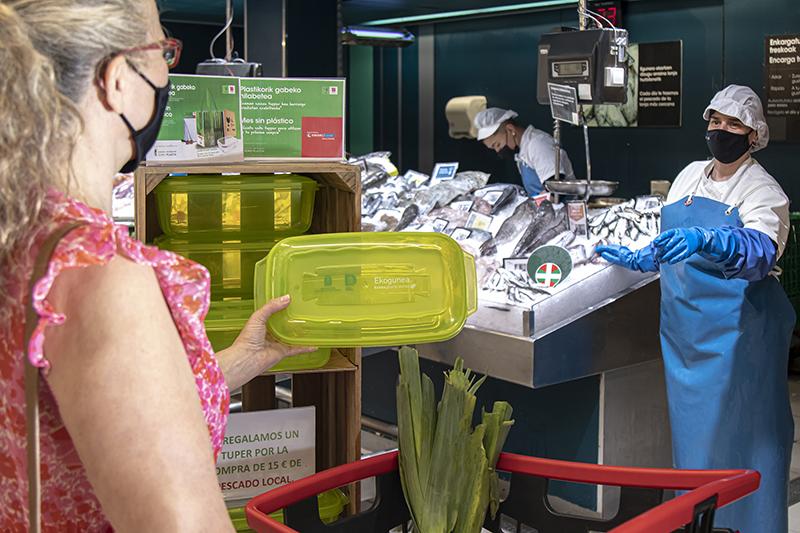 Eroski reconocida reducir plásticos noticias retail