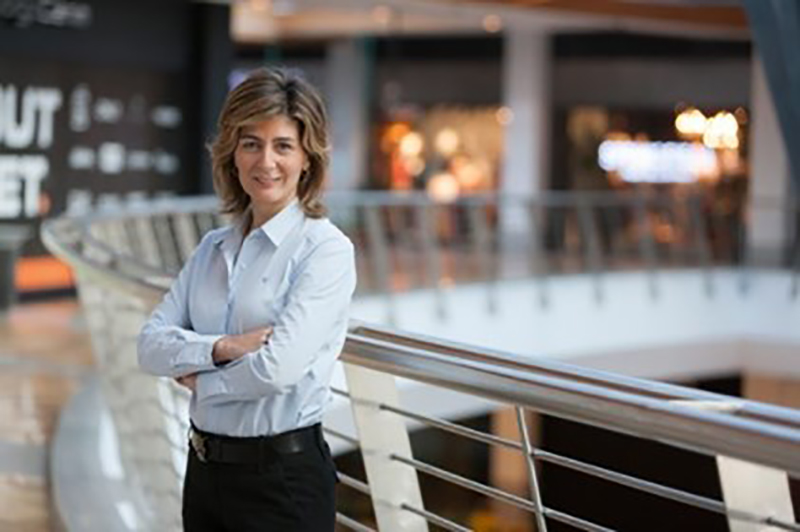 Espacio Coruña gerente Eva Rodríguez nombramiento noticias retail