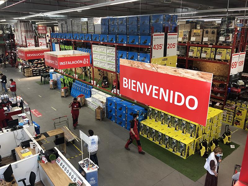 Especial Expansión Brico Depôt Iberia noticias retail