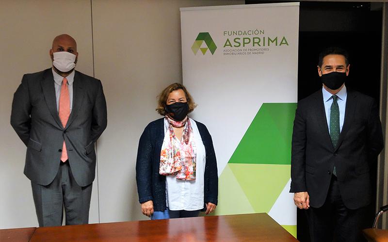 Fundación Asprima Juan XXIII colaboración inclusión discapacidad sector inmobiliario noticias retail