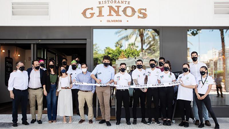 Ginos apertura Almería restauración noticias retail