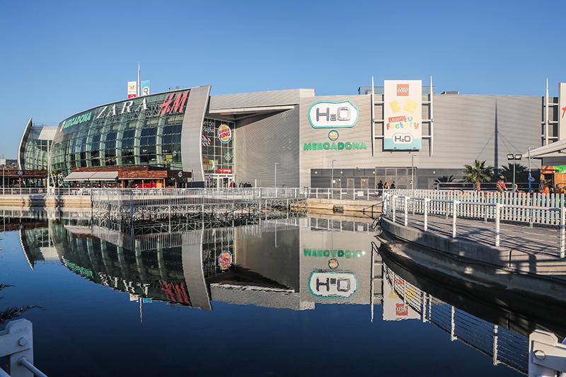 H2O centro comercial Rivas Miscota apertura noticias retail