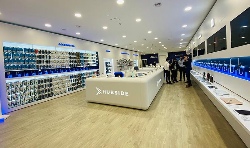 Hubside.Store apertura Nueva Condomina tecnología noticias retail