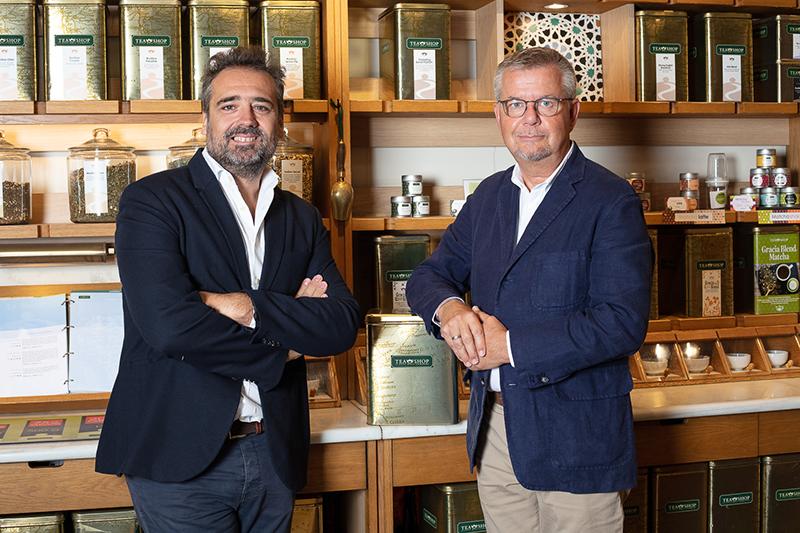 Joaquín María López Rodríguez director general Tea Shop noticias retail