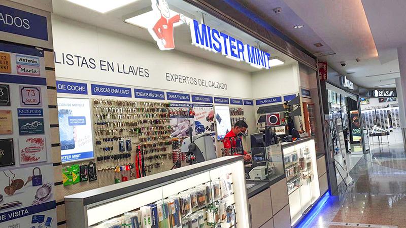 Klépierre Mister Minit apertura Príncipe Pío Madrid noticias retail