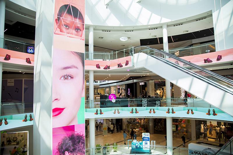 Klépierre certificado energía verde centros comerciales España noticias retail