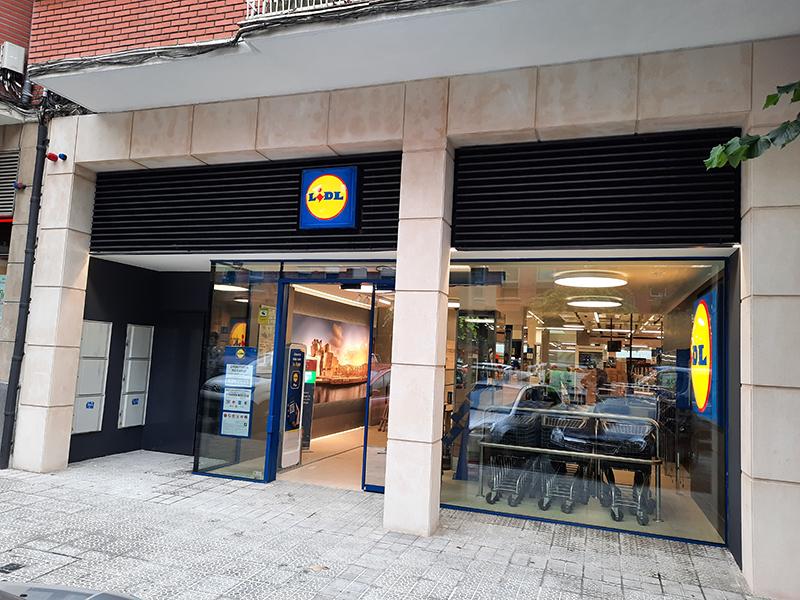 Lidl expansión apertura Bilbao noticias retail