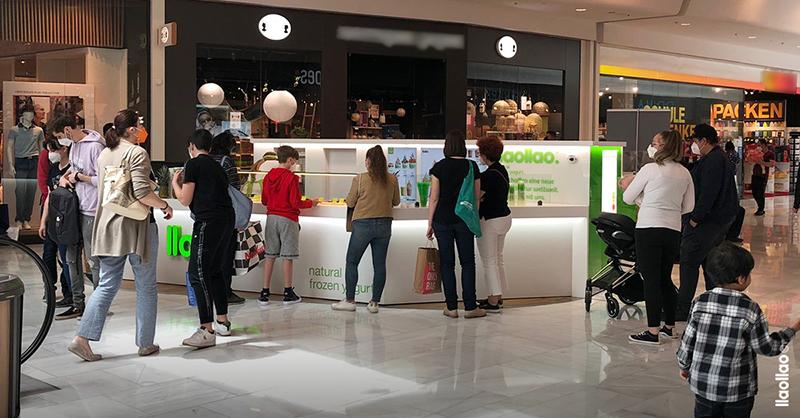 Llaollao Austria expansión apertura noticias retail