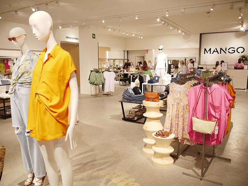 Mango centro comercial El Tormes apertura noticias retail