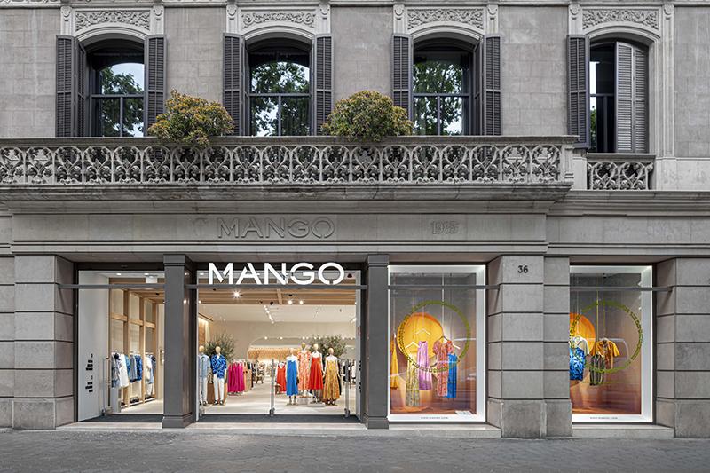 Mango likes you fidelización Turquía 12 países moda noticias retail