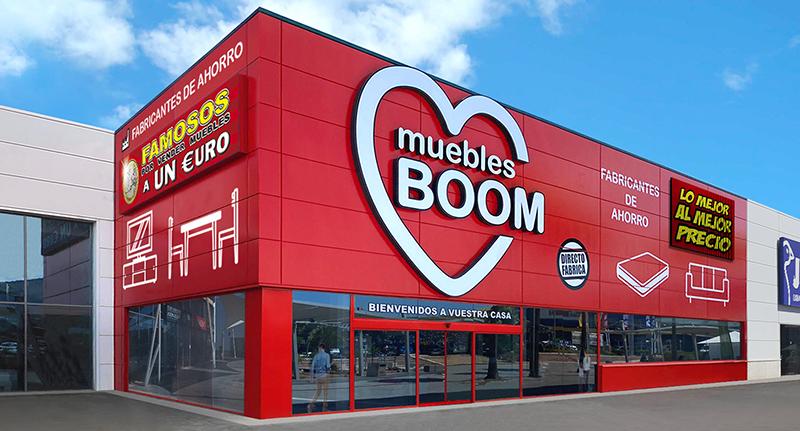 Muebles Boom abre tienda Bahía Azul (Málaga) noticias retail